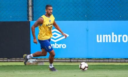 Michel quer Grêmio usando a mesma estratégia do Rosario, na Argentina