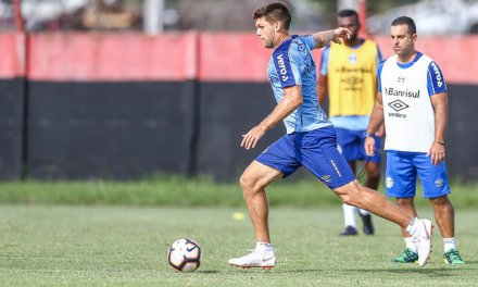 Renato coloca time experiente na estreia do Grêmio na Libertadores