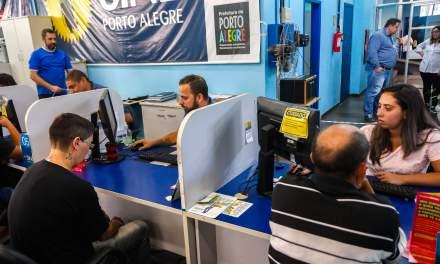 Sine de Porto Alegre disponibiliza 184 vagas de emprego