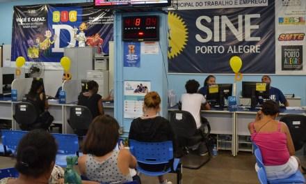 Sine oferece 413 vagas para pessoas com deficiência em Porto Alegre