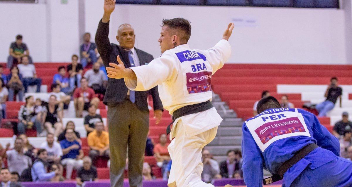 Gaúchos garantem medalhas para o Brasil no Pan-Americano de Judô