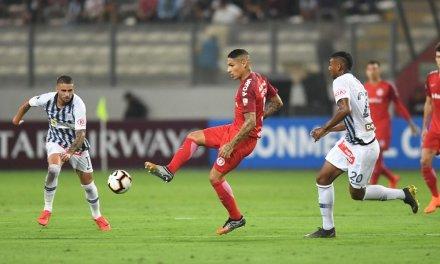 Guerrero é dúvida para estréia no Brasileiro
