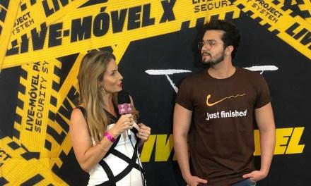 Dia de #tbt com entrevista de Luan Santana ao Virou Moda