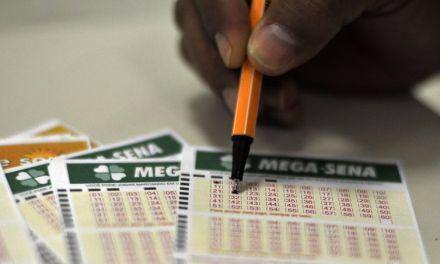 Mega-Sena sorteia nesta quarta-feira prêmio acumulado de R$ 48 milhões