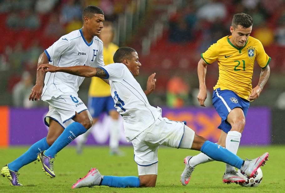 CBF confirma amistoso da seleção no Beira-Rio