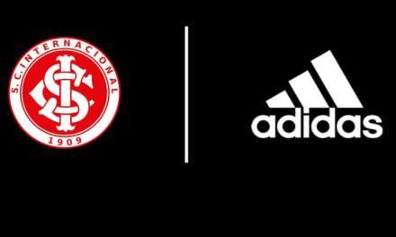 Inter fecha com a Adidas