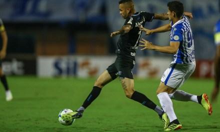 Grêmio empata com o Avaí em Santa Catarina