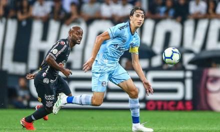 Grêmio empata com o Corinthians fora de casa