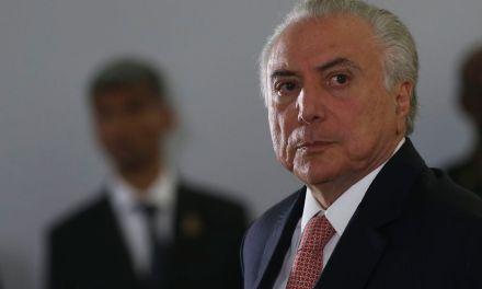 Temer e coronel Lima devem ficar detidos na sede da PF em São Paulo