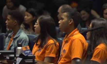 Inscrições abertas para Programa Jovem Senador