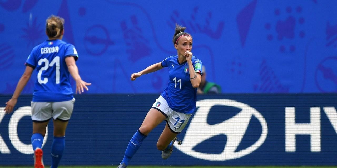 De virada, Itália derrota a Austrália pelo grupo C