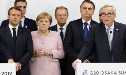 Bolsonaro comemora acordo do Mercosul com a União Europeia