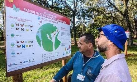 Projeto Borboletas do Parque Saint'Hilaire terá visita guiada