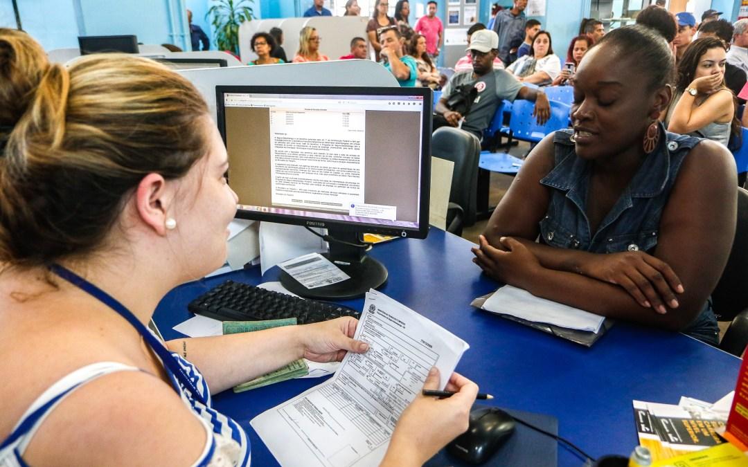 Sine de Porto Alegre disponibiliza 168 vagas de emprego nesta segunda