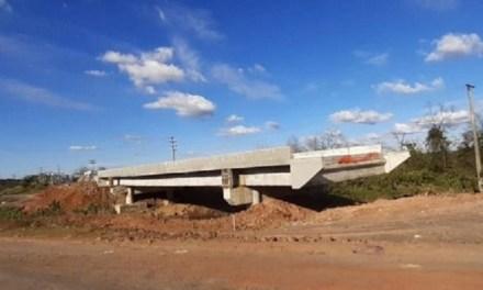 Ponte que ligará Novo Hamburgo a Campo Bom está em fase final de construção
