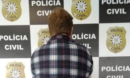 Homem é preso em flagrante por armazenar conteúdo pornográfico infantil em São Leopoldo