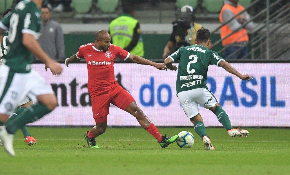 Inter perde para o Palmeiras a primeira partida pela Copa do Brasil