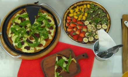 ReTempera: aprenda a fazer pizza sem glúten e sem lactose