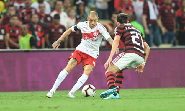Inter perde por 2×0 para o Flamengo na Libertadores