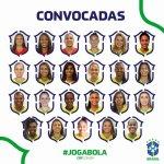 Tem Guria Colorada na Seleção Brasileira