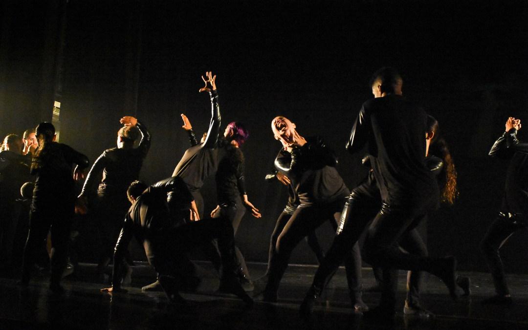 Cia Jovem de Dança apresenta espetáculo no Teatro Renascença