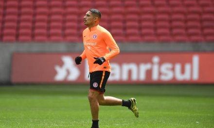 Guerrero desfalcará o Inter por duas rodadas