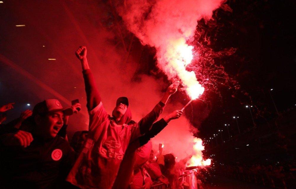 A alegria e ansiedade colorada antes da decisão da Copa do Brasil