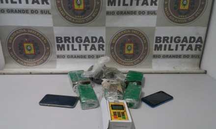 Débito ou crédito? Traficantes de Gravataí vendiam drogas no cartão