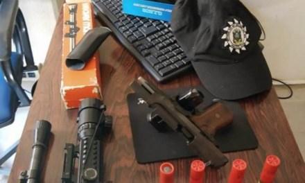 Operação Bad Hunters é deflagrada no combate a caça ilegal de animais silvestres no interior do estado