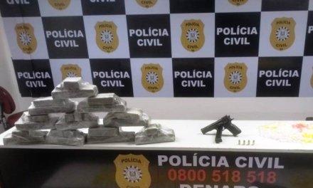 Tráfico de Drogas na mira da polícia em Canoas