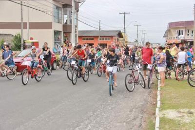 11° Passeio Ciclístico será realizado em Arroio Teixeira