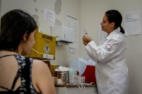 Começa nova etapa de campanha de vacinação contra sarampo
