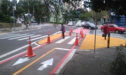 Avenida Mauá terá faixa exclusiva de ônibus e ciclovia