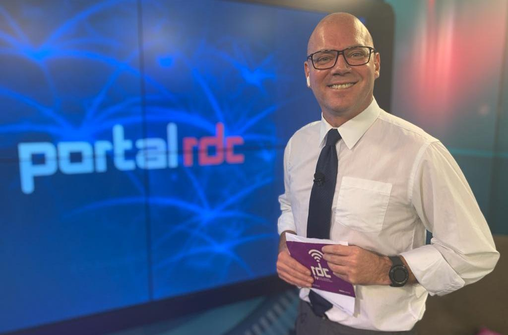 RDCTV aposta em novo programa e busca se estabelecer como marca jornalística