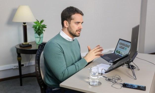 Eduardo Leite conta com a colaboração de entidades de educação para planejar o retorno presencial das aulas