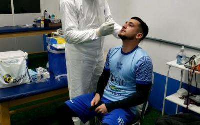 Esportivo retoma os treinamentos sem casos positivos para Covid-19