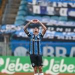 No sufoco, o Grêmio se classificou