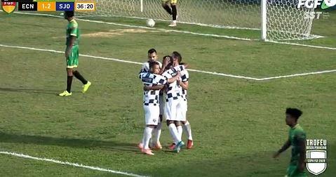 Zeca mantém 100% na Copa Ibsen Pinheiro