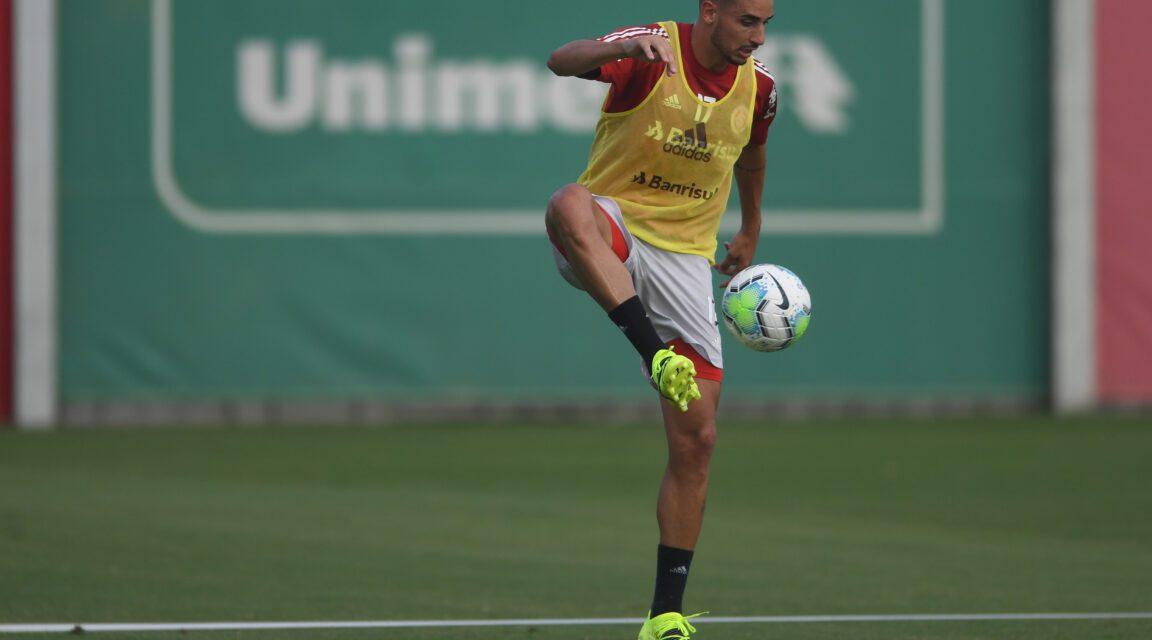 Inter começa preparação para última rodada