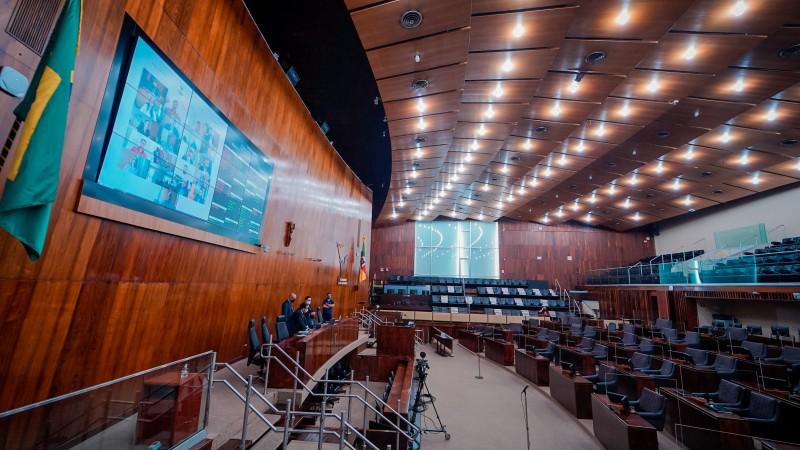 Assembleia Legislativa aprova auxílio emergencial no RS
