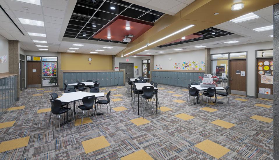 Fort Dodge Middle School RDG Planning Amp Design
