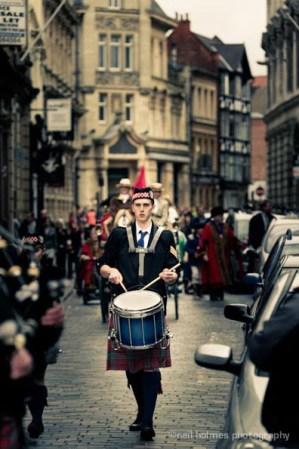 Hull Carnival and Lord Mayors Parade, June 1, 2013. Hull, East Yorkshire, UK