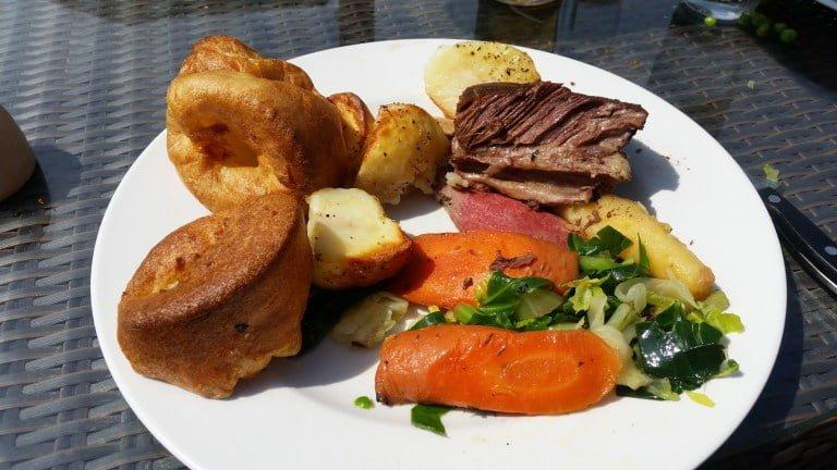 Worst Roast Dinners - Three Jolly Wheelers, Chigwell