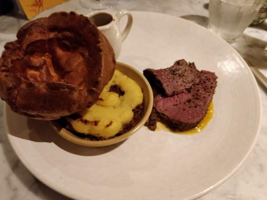 Brasserie Blanc Roast Dinner