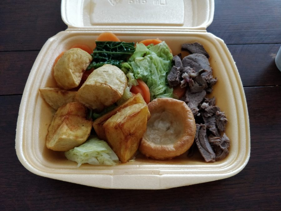 Cafe Express Roast Dinner