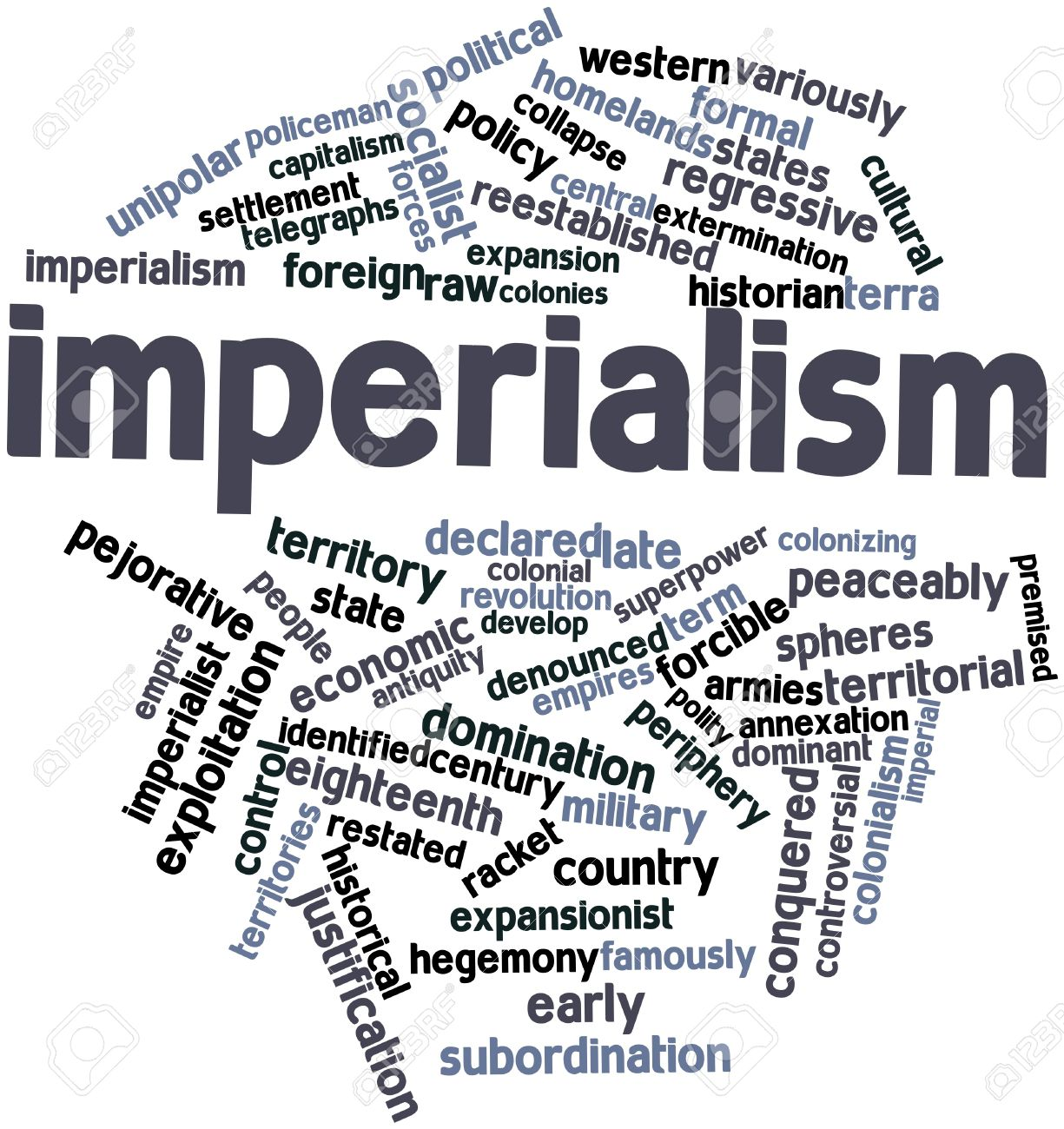 Imperialism Study Group News