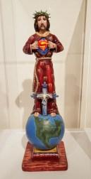 Harwood Museum - El Salvador del Mundi-104705