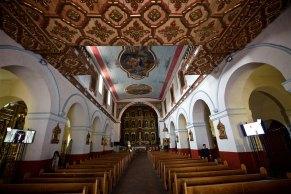 Opened 1883, Church of Our Lady of Candelaria Iglesia de la Candelaria