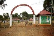 Entry to Kidmia Orphanage