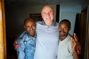 Old friends at Kidmia